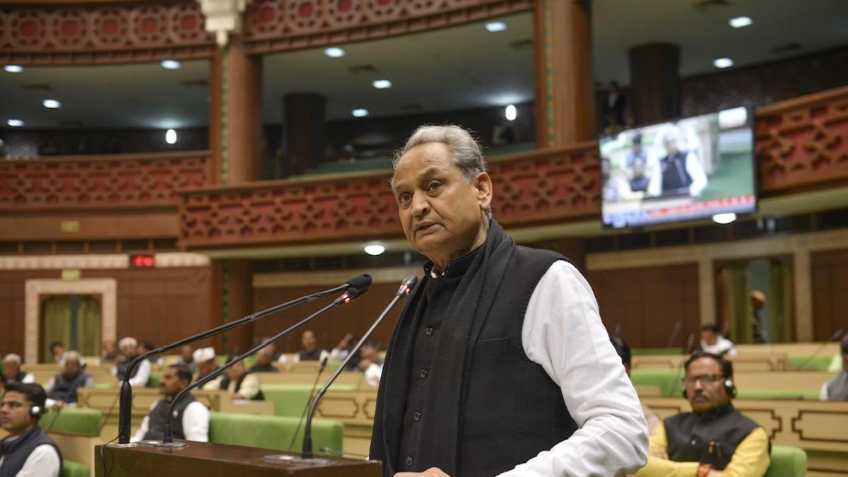 राजस्थान बजट: गहलोत सरकार ने जनता के लिए खोला खजाना, जानिए बजट में क्या है खास