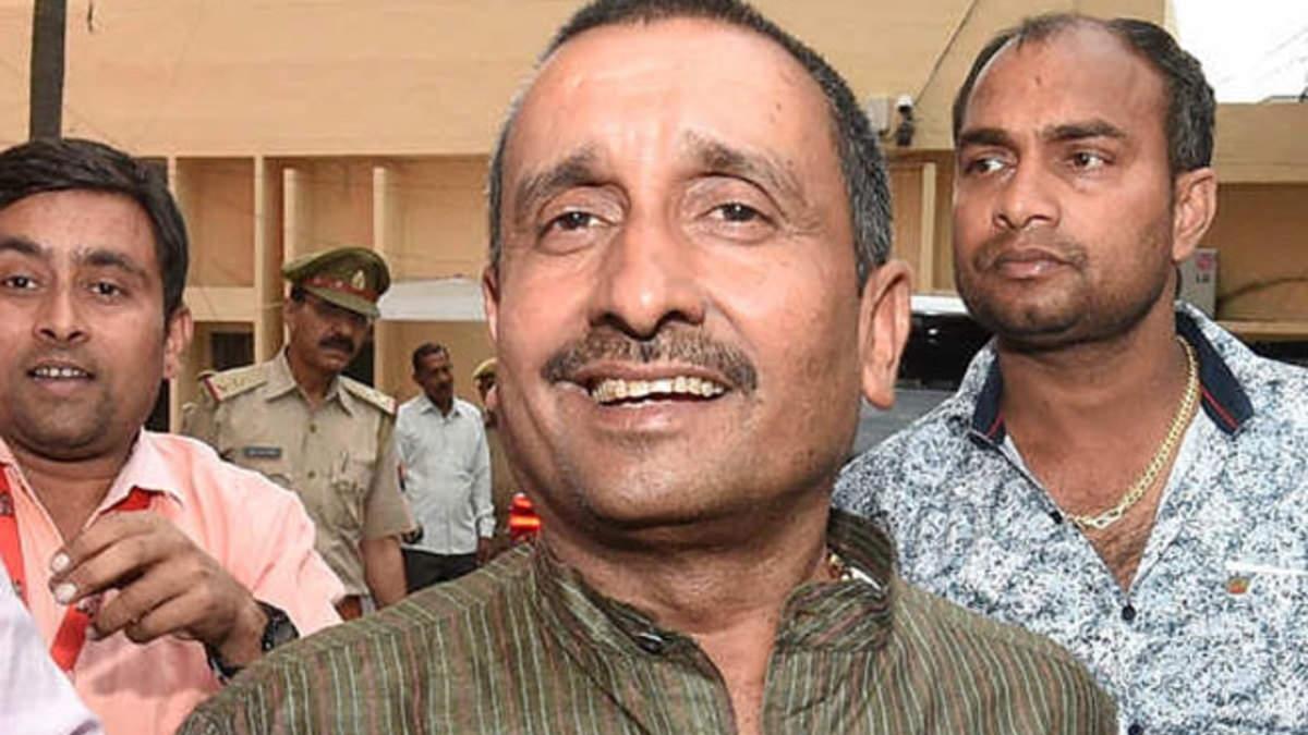 बीजेपी विधायक कुलदीप सिंह सेंगर ने ही रची थी दुर्घटना की साजिश? वकील के भाई के पास है तस्वीरें