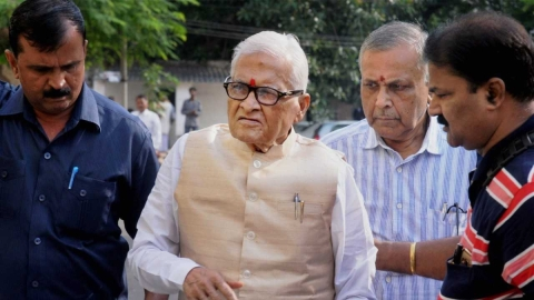 Image result for बिहार के तीन बार मुख्यमंत्री रहे जगन्नाथ मिश्रा का निधन