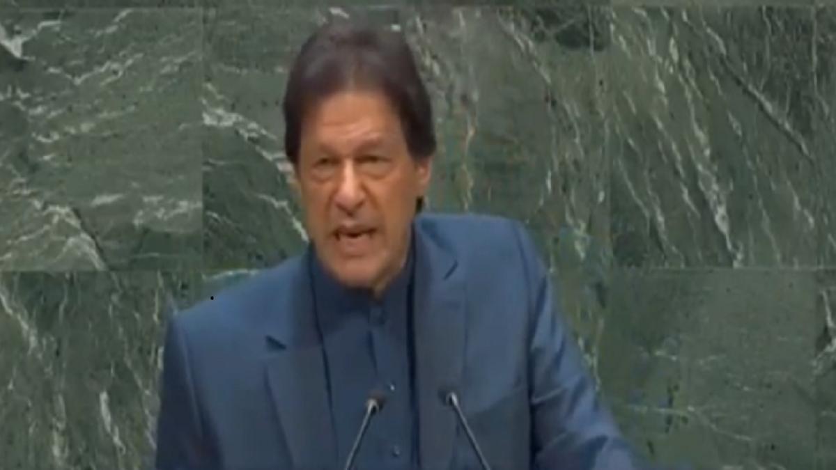 बड़ी खबर LIVE: यूएनजीए में इमरान द्वारा कश्मीर का जिक्र करने पर भारत ने जवाब देने का फैसला किया