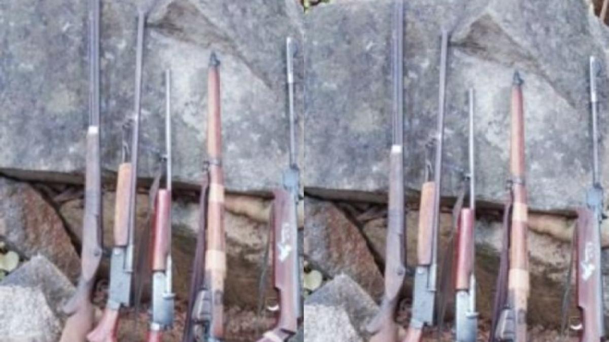 पश्चिम बंगाल के दो जिलों में पुलिस की बड़ी कार्रवाई, हथियारों का जखीरा बरामद, चार गिरफ्तार