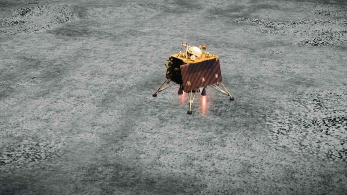 चांद पर पड़े विक्रम लैंडर से जब इसरो को नहीं मिला कोई सिग्नल तो लोगों ने सोशल मीडिया पर ढूंढा ये तरीका