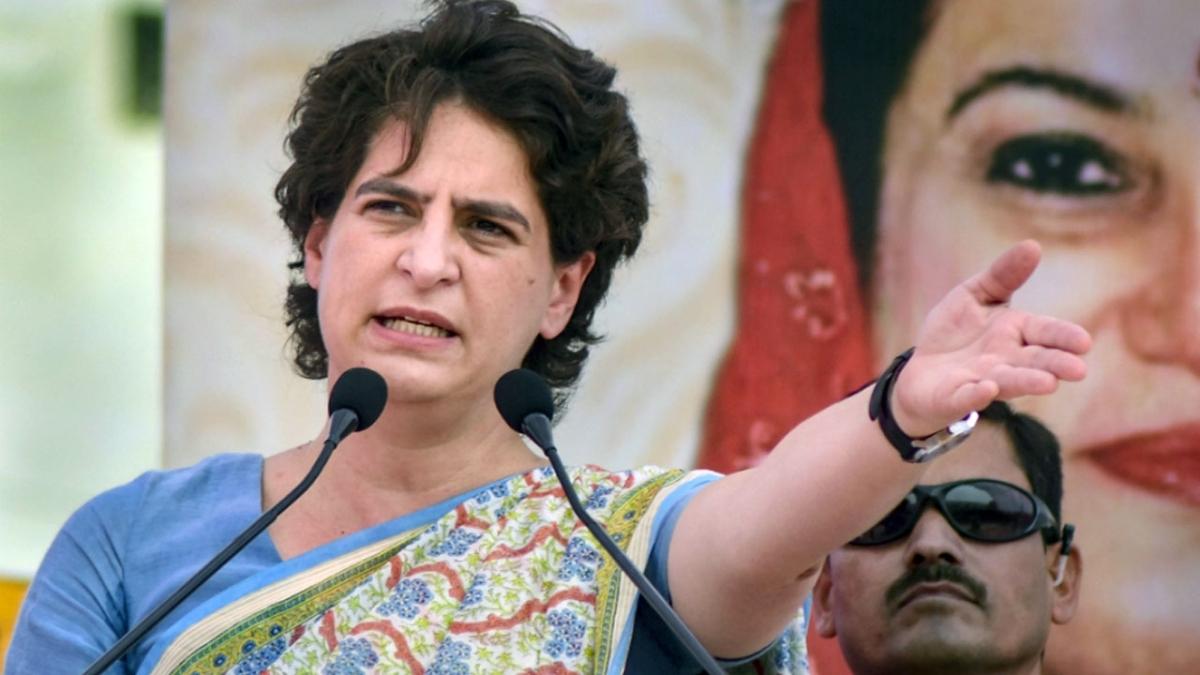 शाहजहांपुर और उन्नाव रेप कांड पर प्रियंका का योगी सरकार पर हमला, कहा- वाह रे बीजेपी का न्याय