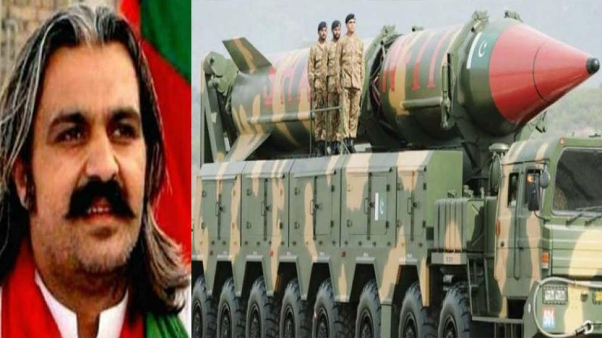 कश्मीर मुद्दे पर इमरान के मंत्री ने भारत समर्थक देशों को भी दी धमकी, कहा- नहीं बख्शेंगे, सभी पर दागेंगे मिसाइल