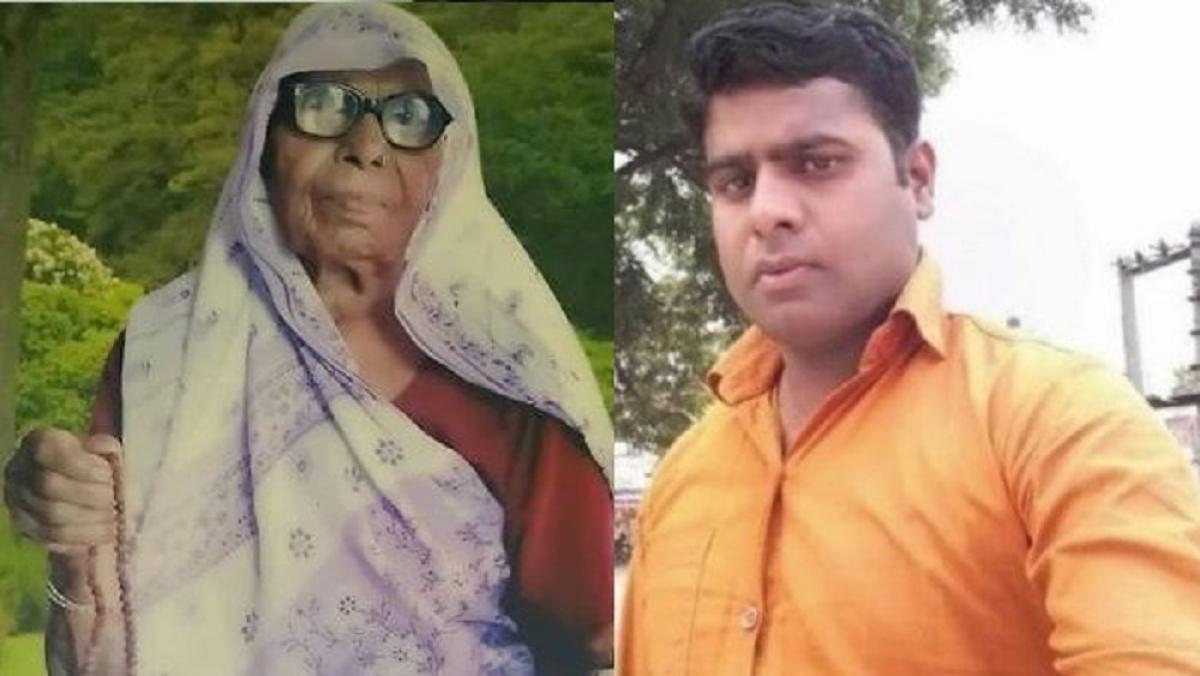 झांसी: पुलिस मुठभेड़ में मारे गए पुष्पेंद्र की दादी की सदमे से मौत, एनकाउंटर पर खड़े किए गए थे सवाल
