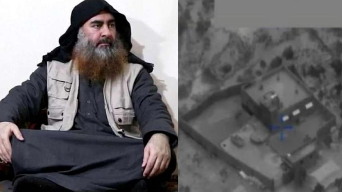 दुनिया के सबसे खूंखार आतंकी और ISIS के सरगना बगदादी को अमेरिका ने ऐसे किया था ढेर, जारी किया वीडियो