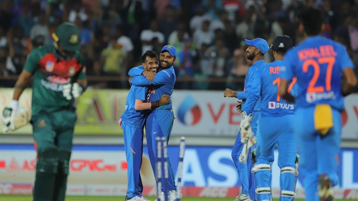 IND vs BAN 3rd T20: नागपुर में खिताबी जंग आज, 'हिट मैन' की टीम सीरीज पर कब्जा जमाने को बेकरार