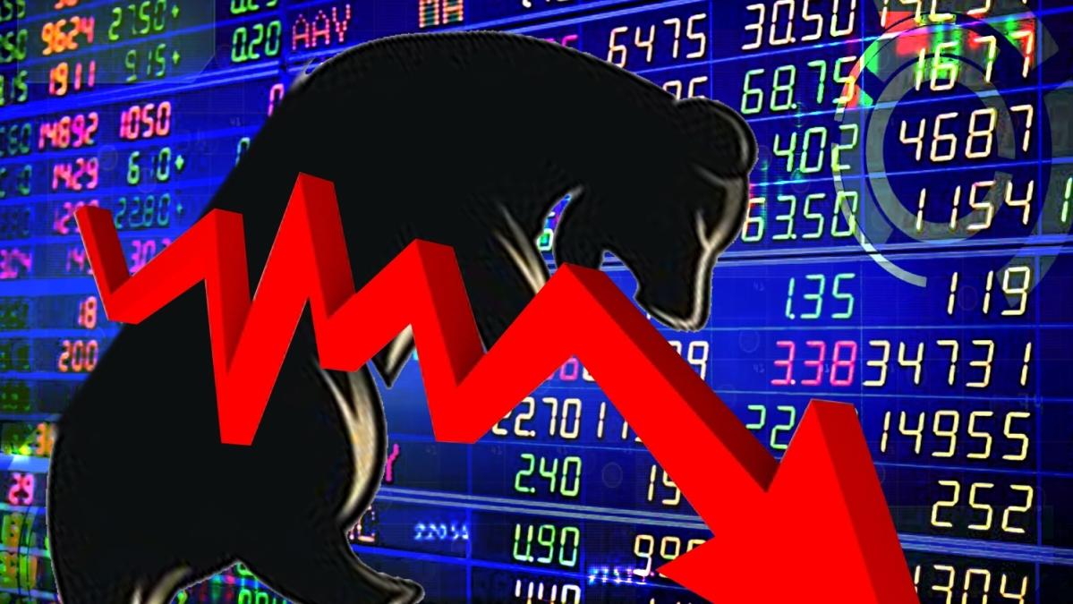 अर्थव्यवस्था का 'ब्लैक फ्राइडे':  विकास दर साढ़े 6 साल के निचले स्तर पर गिरकर पहुंची 4.5 फीसदी