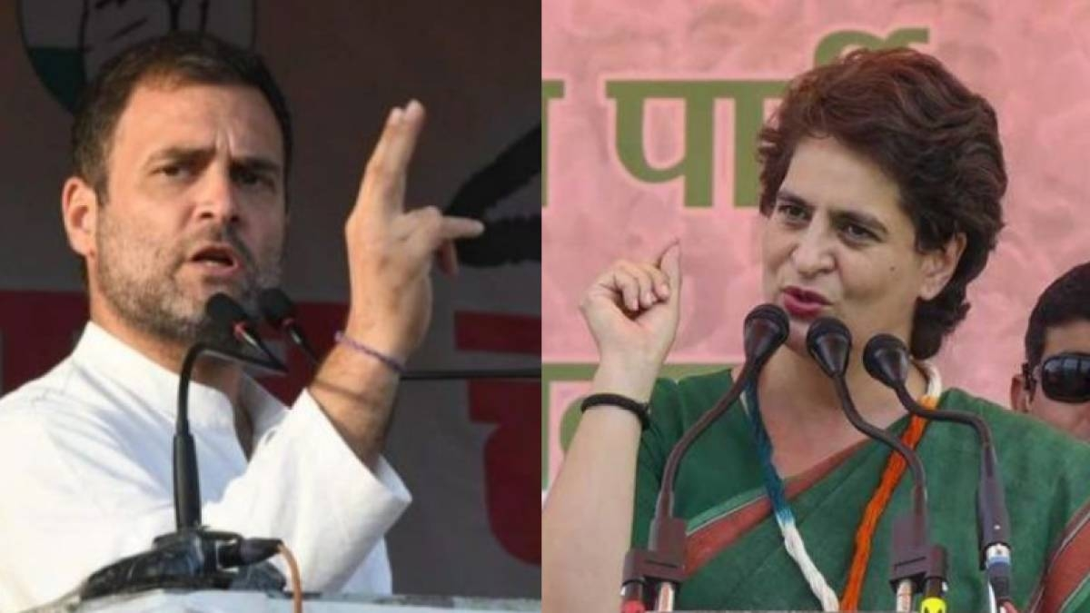नोटबंदी के तीन साल- राहुल गांधी ने बताया 'टेरर अटैक', प्रियंका बोलीं- 'तुगलकी' कदम की अब कौन लेगा जिम्मेदारी?