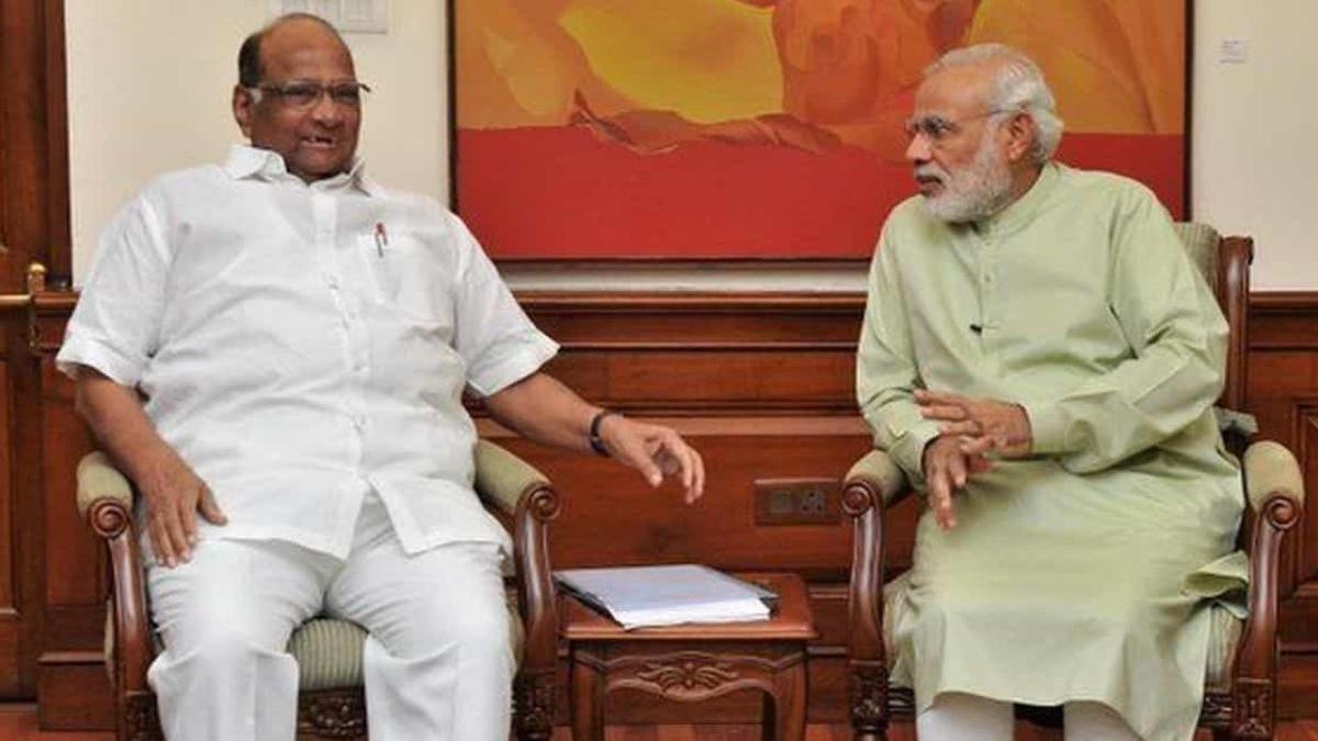 मोदी ने दिया था एनसीपी को साथ आने का न्योता, सुप्रिया सुले के लिए की थी मंत्री पद की पेशकश, शरद पवार का खुलासा