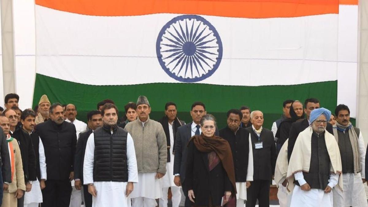 CAA के खिलाफ राजघाट पर कांग्रेस का सत्याग्रह, राहुल बोले- जो देश के दुश्मन नहीं कर पाए, वो मोदी करना चाहते हैं