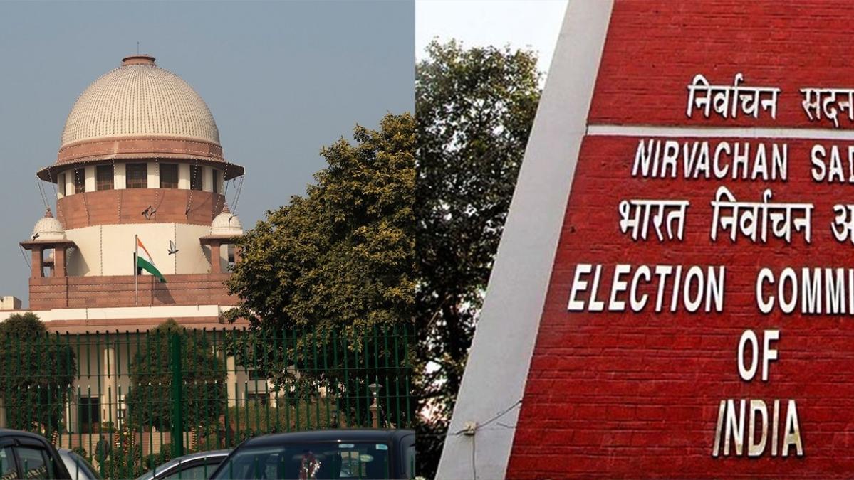 लोकसभा चुनाव के नतीजों में गड़बड़ी का आरोप, सुप्रीम कोर्ट ने चुनाव आयोग को भेजा नोटिस