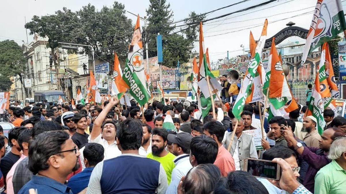 आज दिल्ली में कांग्रेस की 'भारत बचाओ रैली', मोदी सरकार की नीतियों के खिलाफ पूरे देश से जुटेंगे लाखों लोग