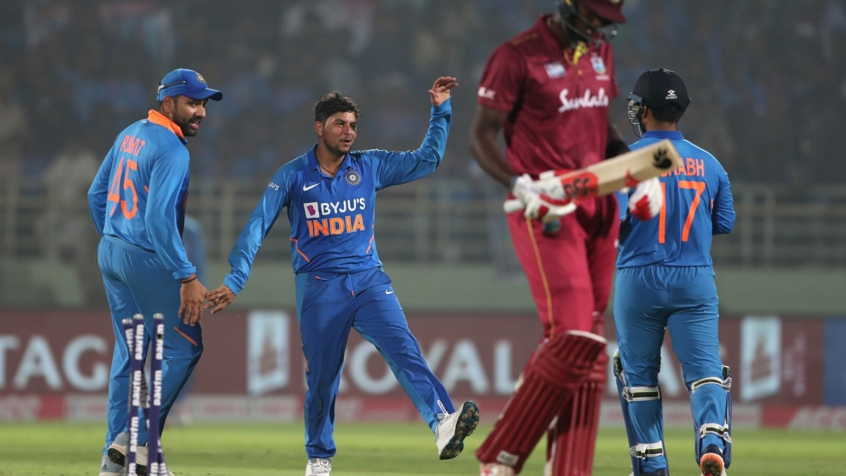 विशाखापट्टनम वनडे : रनों के पहाड़ में दबी वेस्टइंडीज की टीम, भारत ने 107 रनों से दर्ज की शानदार जीत