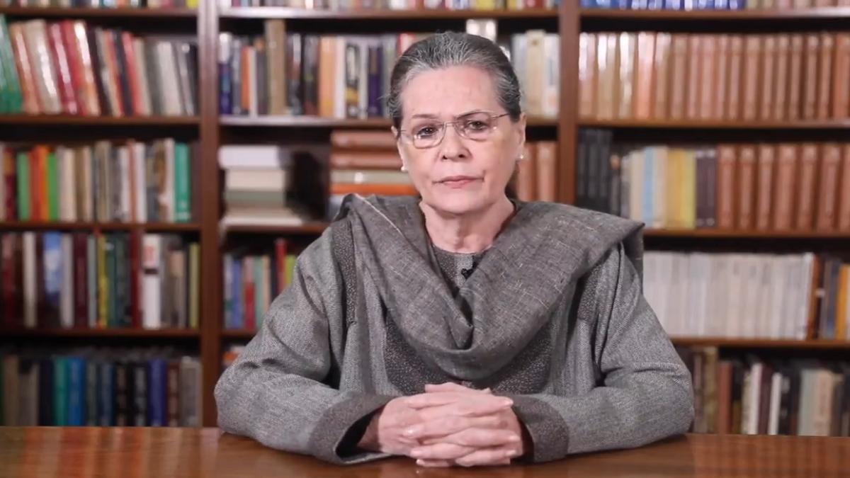 CCA पर सोनिया गांधी ने मोदी सरकार को घेरा, कहा- न्याय की लड़ाई में कांग्रेस छात्रों और नागरिकों के साथ