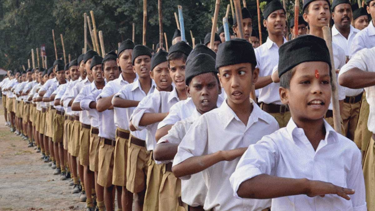 सेना के ध्रुवीकरण की तैयारी में संघ, यूपी के बुलंदशहर में शुरु होने वाला है RSS का पहला सैनिक स्कूल