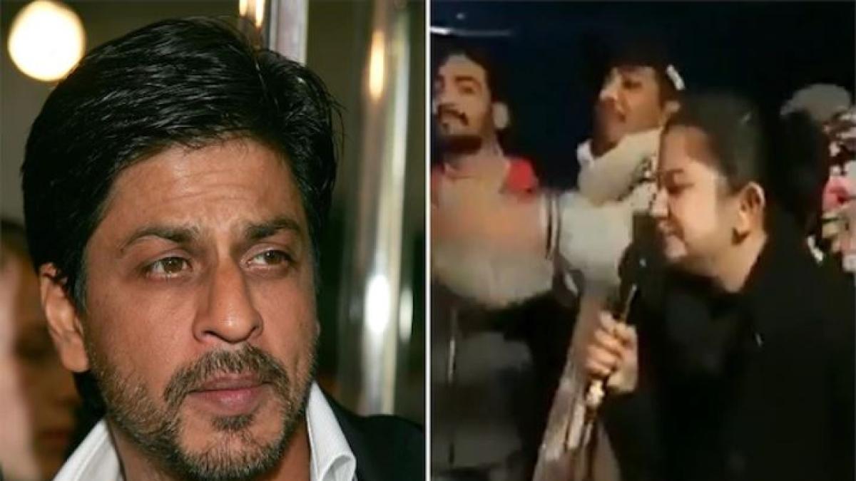 शाहीन बाग प्रदर्शन: जामिया के छात्रों ने गाया दिलचस्प गाना, सुनकर शाहरुख खान के उड़ जाएंगे होश, वीडियो वायरल