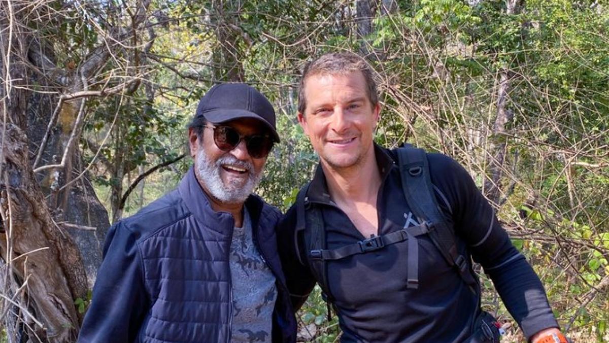 सिनेजीवन: बियर ग्रिल्स के साथ रजनीकांत ने  छोटे परदे पर रखा कदम और 'मैट्रिक्स 4' में नजर आ सकती हैं प्रिंयका