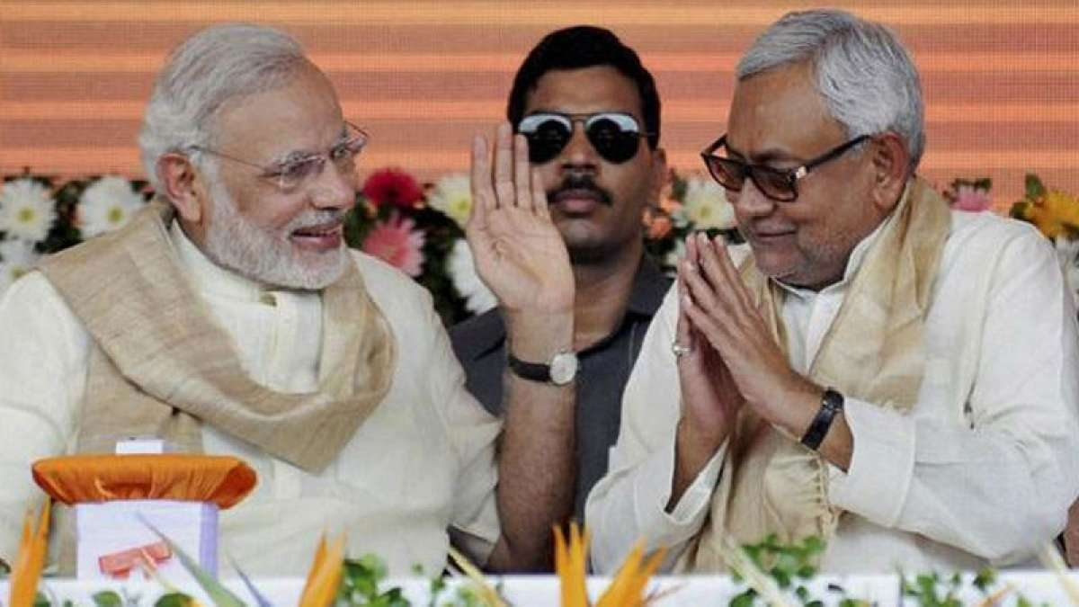 'बिहार में बीजेपी को अपनी धुन पर नाचने वाला साथी चाहिए, नीतीश इसीलिए गरिमा खोकर भी गोद में बैठे हैं'