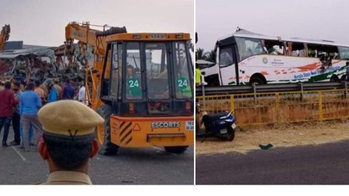 हादसों का दिन: तमिलनाडु, महाराष्ट्र, जम्मू-कश्मीर और चेन्नई में सड़क हादसों से कोहराम, 33 लोगों की मौत, कई घायल