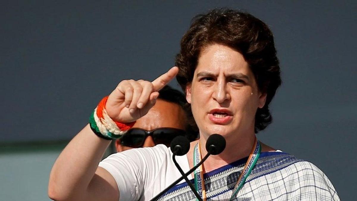 डोनाल्ड ट्रंप के स्वागत में 100 करोड़ खर्च करने वाली समिति में गोलमाल? प्रियंका गांधी ने खड़े किए सवाल