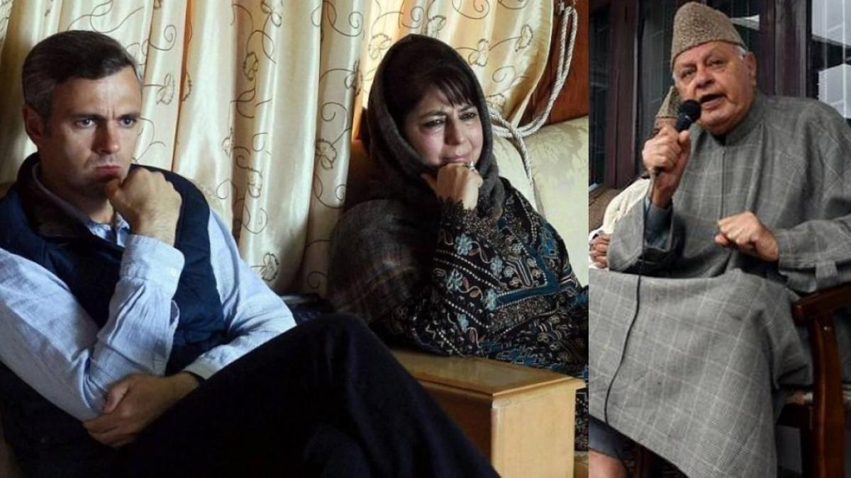 कश्मीरः  बीजेपी अपने फैसले पर नहीं चाहती कोई चर्चा, इसलिए PSA से फारुक, उमर और महबूबा की जुबां पर लगाया ताला