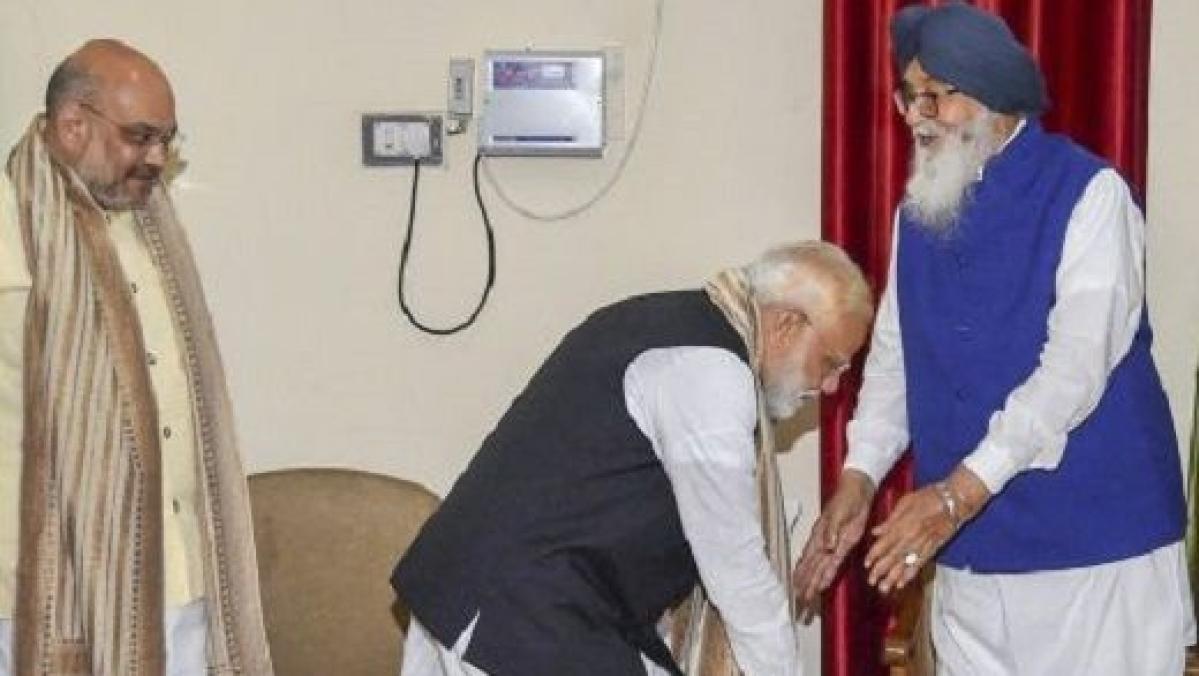 दिल्ली हिंसा: BJP की सहयोगी अकाली दल का मोदी सरकार पर हमला, बादल बोले- देश में न सेकुलरिज्म है, न ही सोशलिज्म