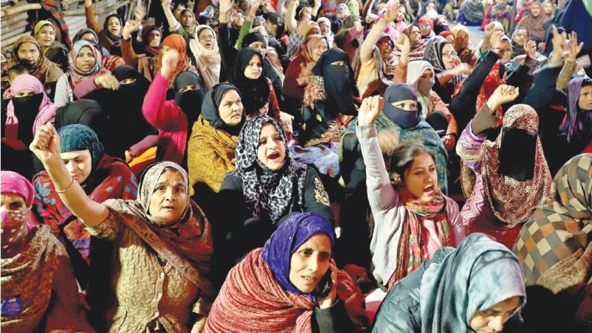 खरी-खरीः केवल जन आंदोलन ही है मोदी राजनीति की काट