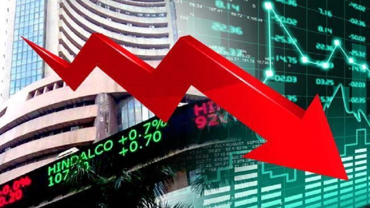 शेयर बाजार में ऐतिहासिक गिरावट, सेंसेक्स 3100, निफ्टी 950 अंक लुढ़का, कोरोना वायरस का कहर