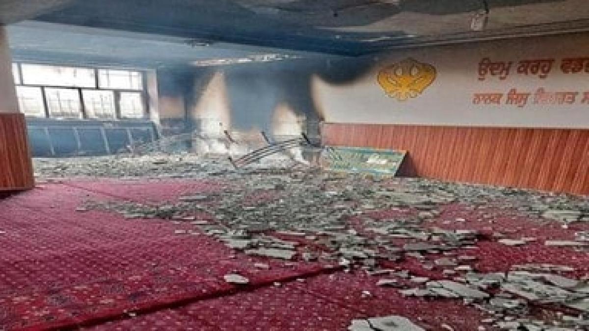 कोरोना संकट के बीच काबुल में गुरुद्वारे पर आतंकी हमला, 27 श्रद्धालुओं की मौत, सिख संस्थाओं ने की निंदा