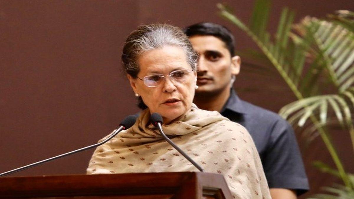 सोनिया गांधी ने कोराना को लेकर कांग्रेस के मुख्यमंत्रियों को लिखा पत्र, तत्काल प्रभावी कदम उठाने के लिए कहा