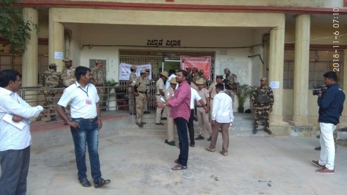 बड़ी खबर LIVE: कर्नाटक उपचुनाव में 3 लोकसभा और दो विधानसभा सीटों पर मतगणना जारी
