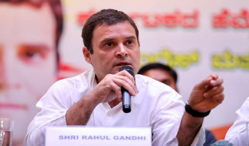 बढ़ते कोरोना केस के बीच राहुल गांधी ने ग्राफिक्स शेयर कर पूछा- कोविड के खिलाफ लड़ाई में भारत की स्थिति अच्छी है?
