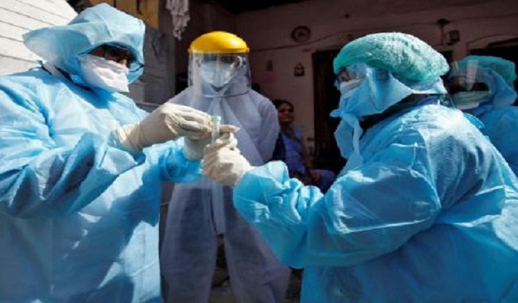 कोरोना अपडेट: देश में 24 घंटे में 28701 नए केस, 500 लोगों की मौत, कुल संक्रमित 878254, अब तक 23174 मौतें