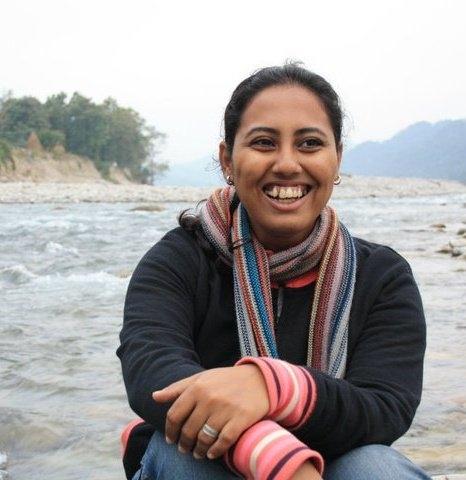 Anushree Battacharjee