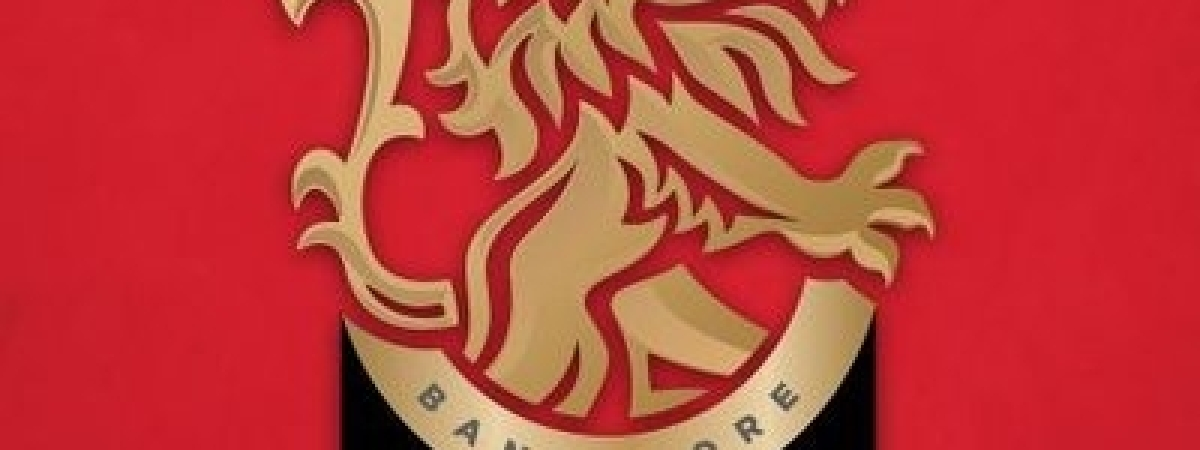 Cricket: IPL franchise RCB unveils new logo