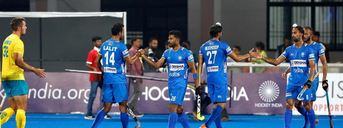 Hockey: Australia pip India 4-3 in FIH Pro League