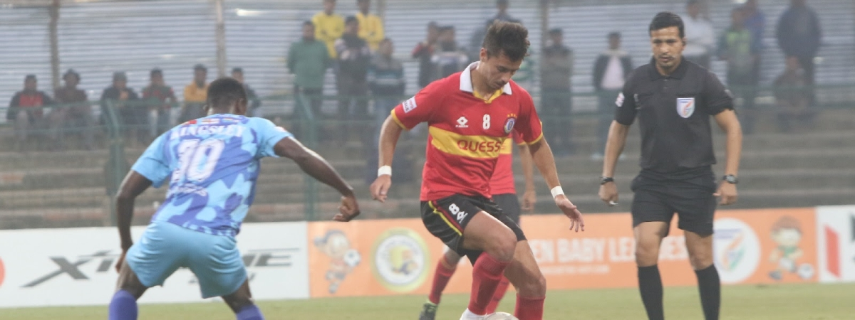 Football I-League: East Bengal hold Punjab FC in Kalyani