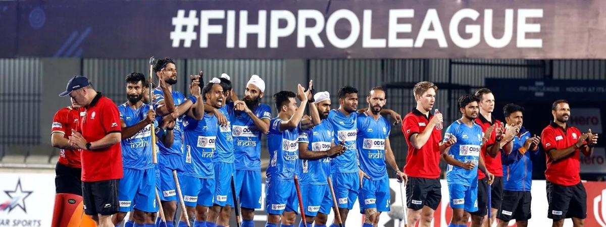 Hockey: India claim bonus point with shoot-out triumph over Australia