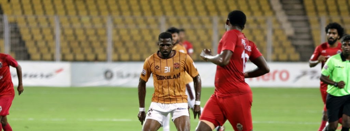Football: Kisekka's 90th-minute goal helps Gokulam Kerala sink Churchill Brothers in thriller
