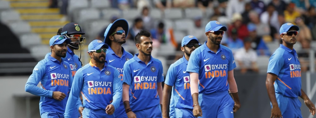 File photo of Indian players