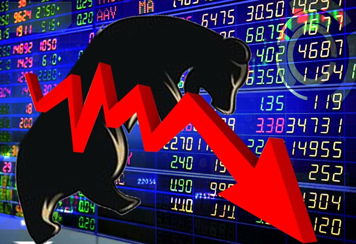Bear Run: Indices hit 3-year low, Sensex drops below 29,000