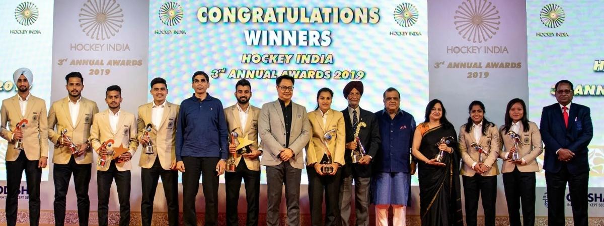 Hockey: Manpreet Singh and Rani win Player of the Year 2019 Awards