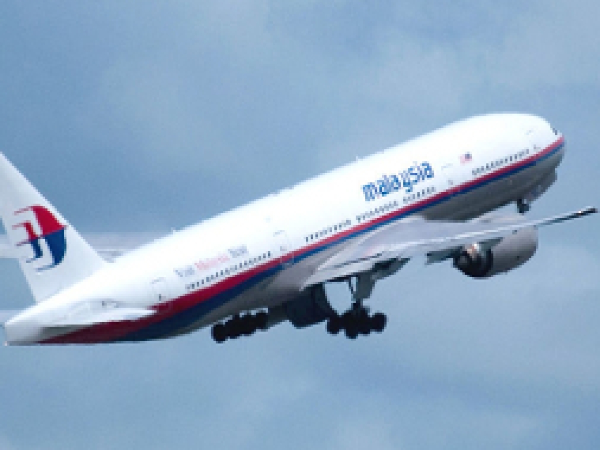 File photo of a Malaysia Airlines B777-200ER aircraft. Image courtesy: Wikimedia Commons