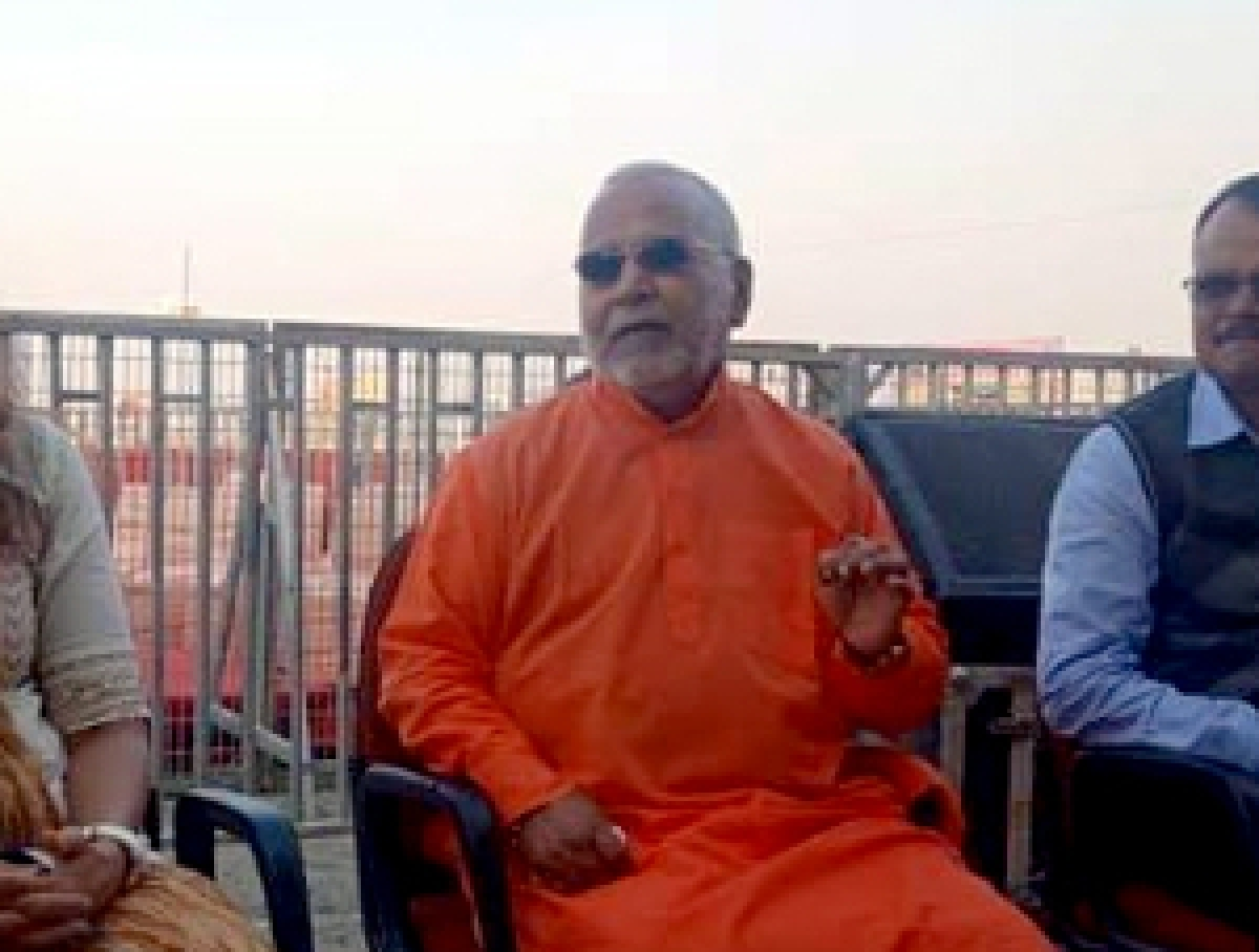 Swami Chinmayanand (File photo: IANS)