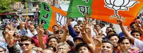 BJP's 'Jail Bharo' begins in Karnataka