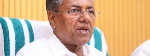 Centre not supporting flood-hit Kerala, says Pinarayi