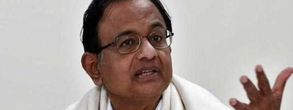 Wrong to call UP ULB polls results a sweep for BJP: Chidambaram