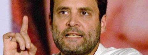 Rahul slams Modi Govt for RTI amendments