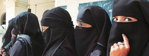 Voting on Triple Talaq goes on in Rajya Sabha